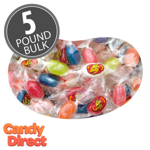Jelly Belly 20-Flavor Wrapped Mix - 5lb