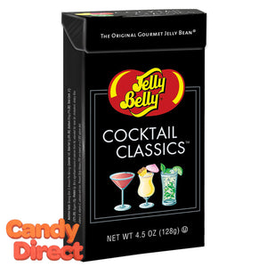 Jelly Belly Cocktail Classic Jelly Beans Fliptop - 12ct