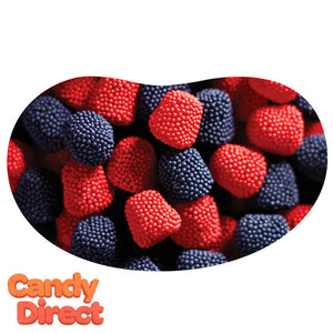 Gummi Blueberries & Strawberries - 10lb