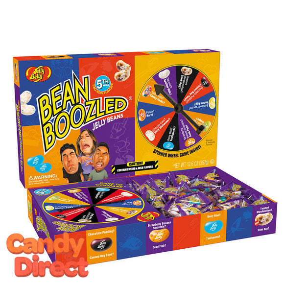 Jelly Belly Jumbo Beanboozled Spinner Box - 5ct