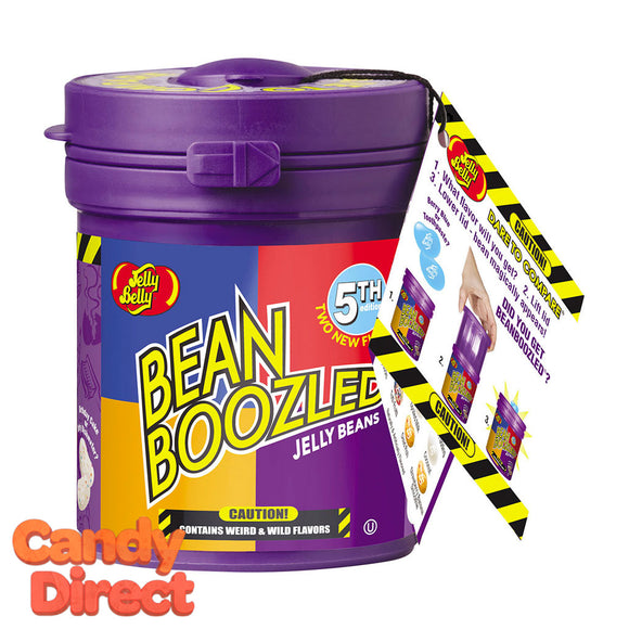 Jelly Belly Mystery Bean Dispenser BeanBoozled - 6ct