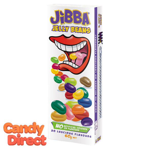 Jibba Jelly Beans Box - 18ct