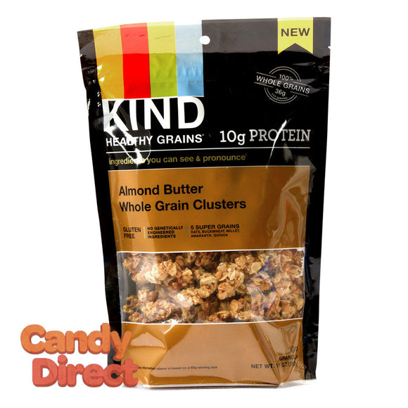 Kind Almond Butter Whole Grain Clusters Granola 11oz Pouch - 6ct