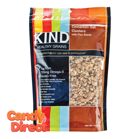 Kind Cinnamon Oats Granola Clusters 11oz Pouch - 6ct