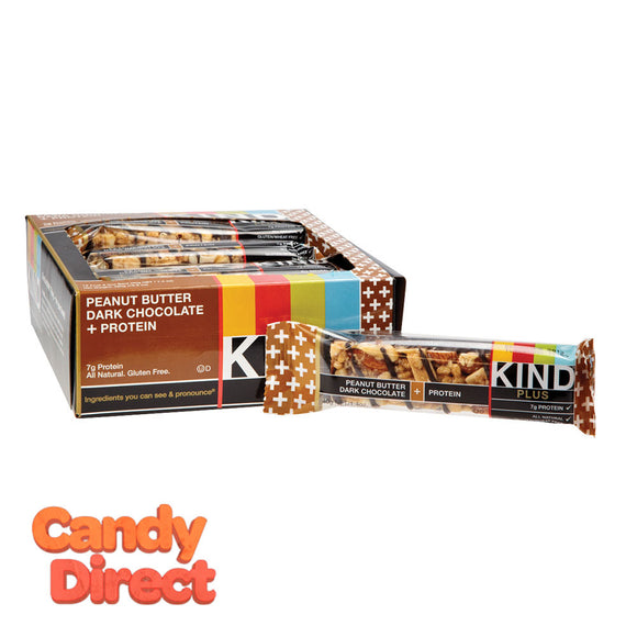 Kind Dark Chocolate Peanut Butter 1.4oz Bar - 12ct