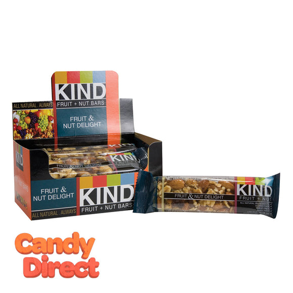 Kind Fruit And Nut 1.4oz Bar - 12ct
