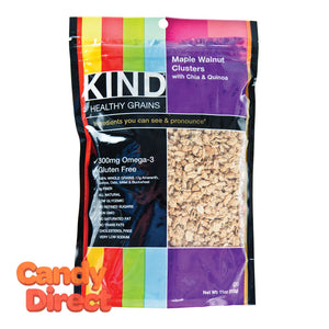 Kind Maple Quinoa Granola Clusters 11oz Pouch - 6ct