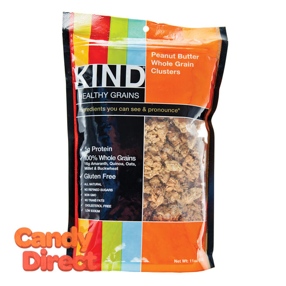 Kind Peanut Butter Granola Clusters 11oz Pouch - 6ct