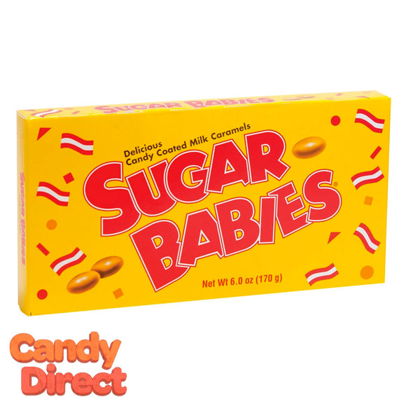 King Sized Sugar Babies Candy - 12ct