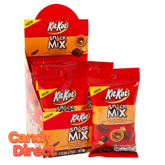 Kit Kat Snack Mix 2oz - 8ct