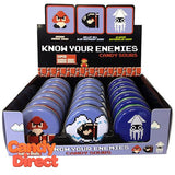 Know Your Nintendo Enemies Candy Sours - 18ct
