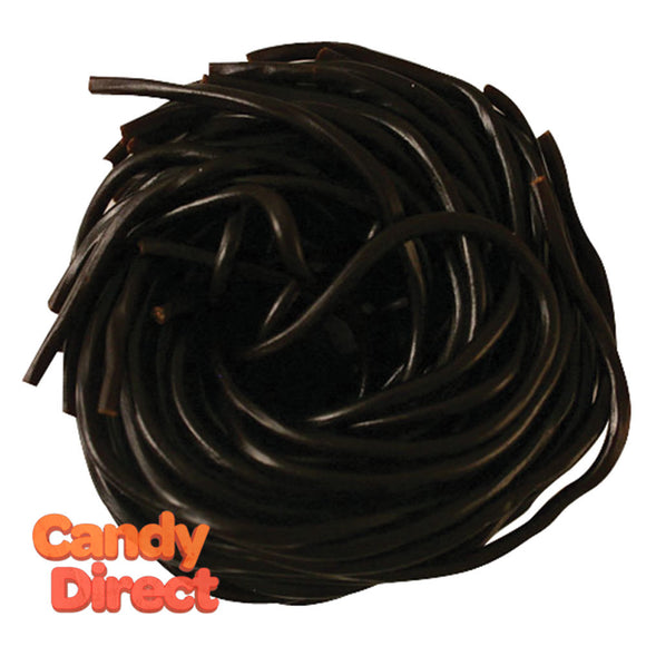 Laces Holland Black Licorice - 20lbs