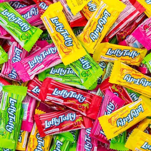 Laffy Taffy Assorted - 8.5lb Bulk