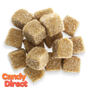 Licorice Cubes Candy - 2.2lb Bulk