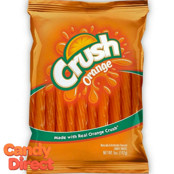 Licorice Twists Orange Crush Bags - 12ct