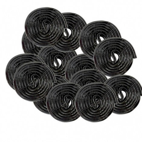 Licorice Wheels - 4.4lb