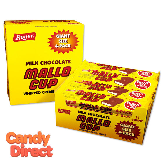 Mallo Cup Giant Size - 24ct