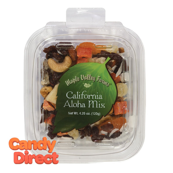 Maple Valley Farms Aloha Mix California 4.25oz Peg Tub - 6ct