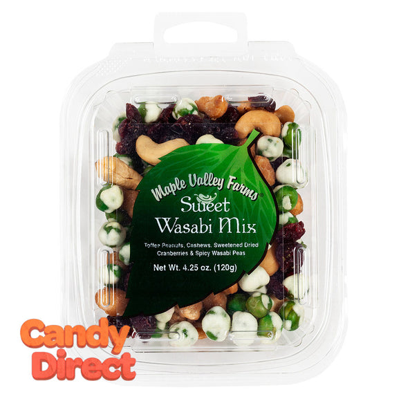 Maple Valley Farms Mix Sweet Wasabi 4.25oz - 6ct