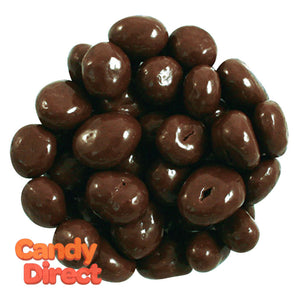 Milk Chocolate Jumbo Sun Ripened Raisins - 10lbs