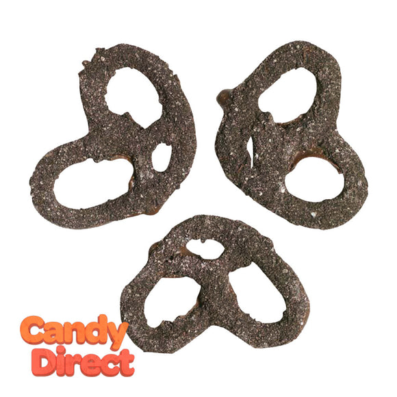 Milk Chocolatey Coated Cookies & Creme Premier Pretzels - 3lbs