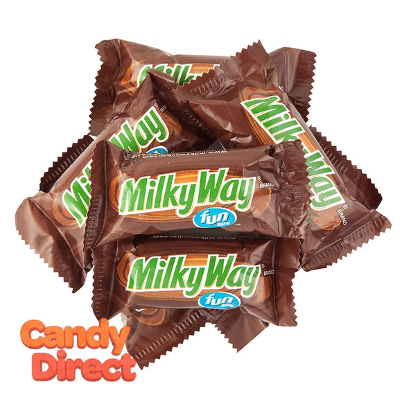 Milky Way Bars Fun Size - 15.98lbs