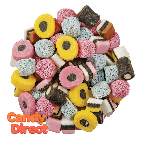 Mini Allsorts Licorice - 6.6lbs