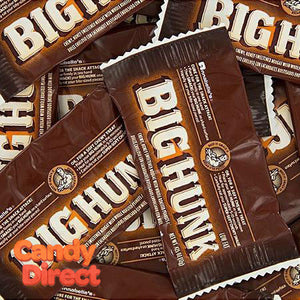 Mini Big Hunk Bars - 10lb Bulk
