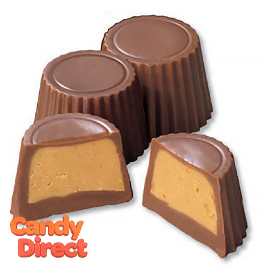 Mini Milk Chocolate Peanut Butter Cups - 6lb