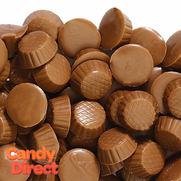 Mini Peanut Butter Milk Chocolate Cups - 10lb