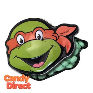 Ninja Turtles Shell Sours Candy - 16ct