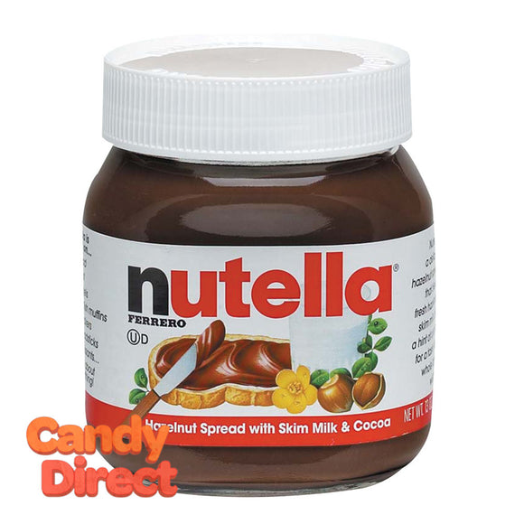 Nutella Jar Spread 13oz - 15ct