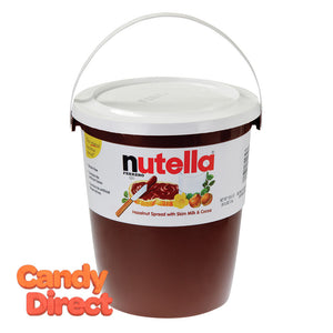 Nutella Tub Giant 6.6 lbs - 2ct