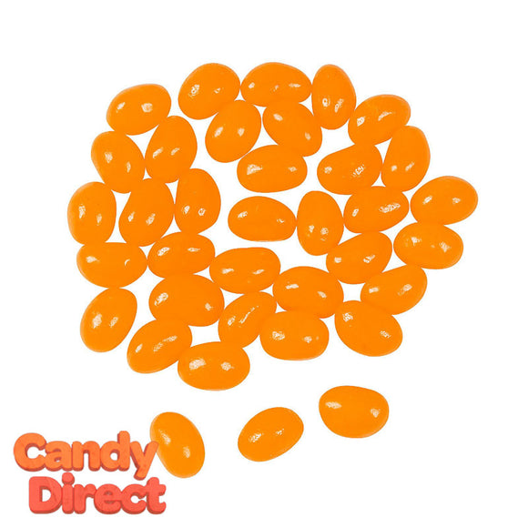 Orange Jelly Beans in Bulk - 2lb