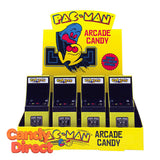 Pac Man Arcade Candies - 12ct