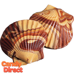 Peanut Butter Chocolate Sea Shells - 64ct