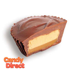 Peanut Butter Cups with Caramel - 24ct