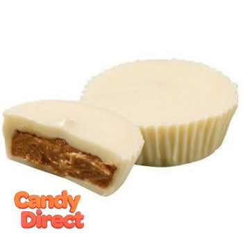 Peanut Butter Cups White Chocolate - 5.5lb