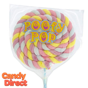 Poofy Pops Marshmallow Pops - 12ct