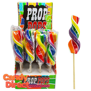 Prop Pops Wild West - 12ct