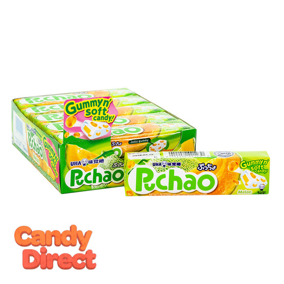 Puchao Melon Candy 1.76oz - 10ct