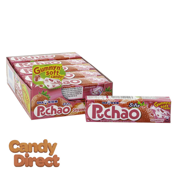 Puchao Strawberry Candy 1.76oz - 10ct