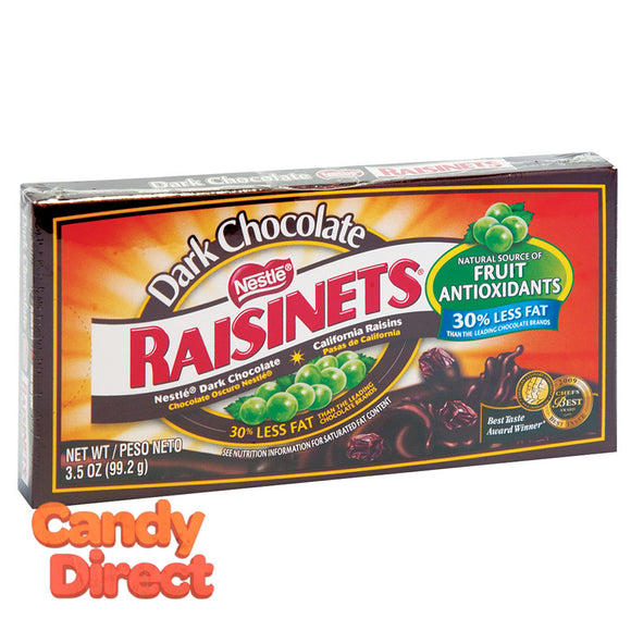 Raisinets Movie-Size - Dark Chocolate 18ct