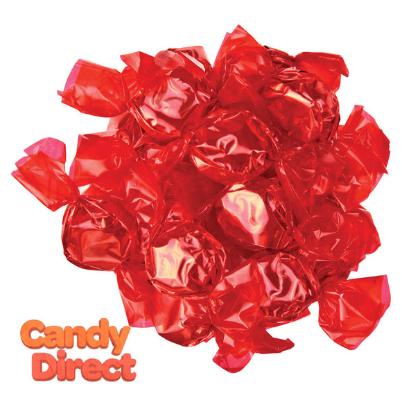 Cherry Hard Candy Red Foil - 5lb