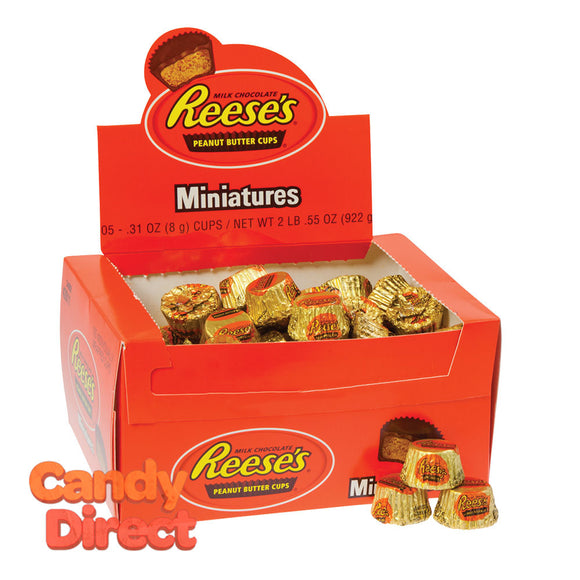 Reese's Cups Peanut Butter 0.28oz - 120ct