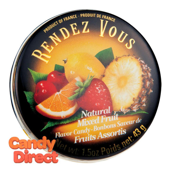 Mixed Fruit Rendez Vous - 12ct
