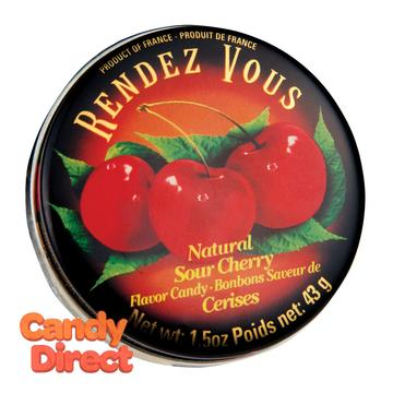 Sour Cherry Rendez Vous - 1.5oz Tin