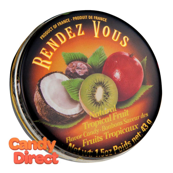 Tropical Fruit Rendez Vous - 12ct