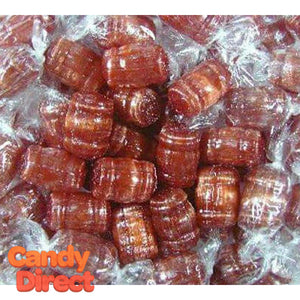 Root Beer Barrels Candy - 6lb Bulk