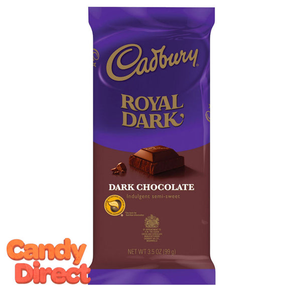 Royal Dark Cadbury Chocolate Bars - 14ct